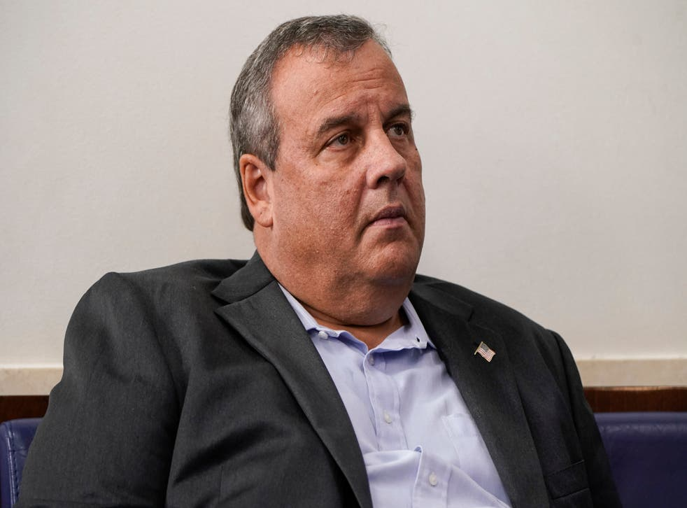 Former New Jersey Governor Chris Christie was among several within President Donald Trump's orbit who recently contracted Covid-19.