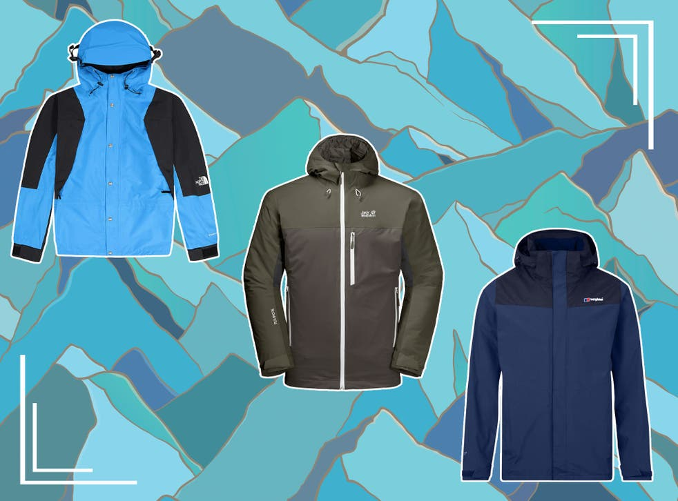 Choose something hooded or a lightweight design that bundles easily into your bag