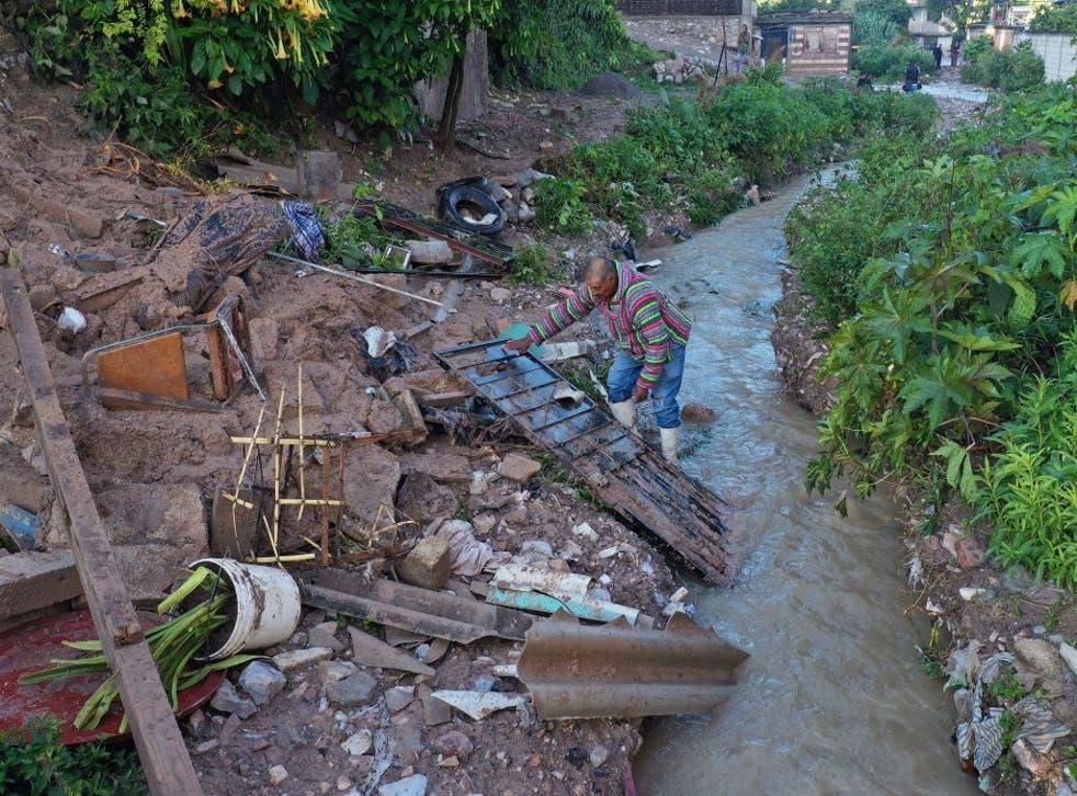 En Tabasco, 3,400 personas fueron evacuadas a consecuencia de las fuertes lluvias