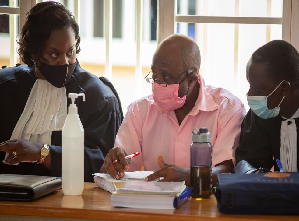 Rwanda Hotel Bail