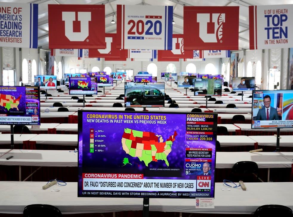 Debate de las elecciones de 2020