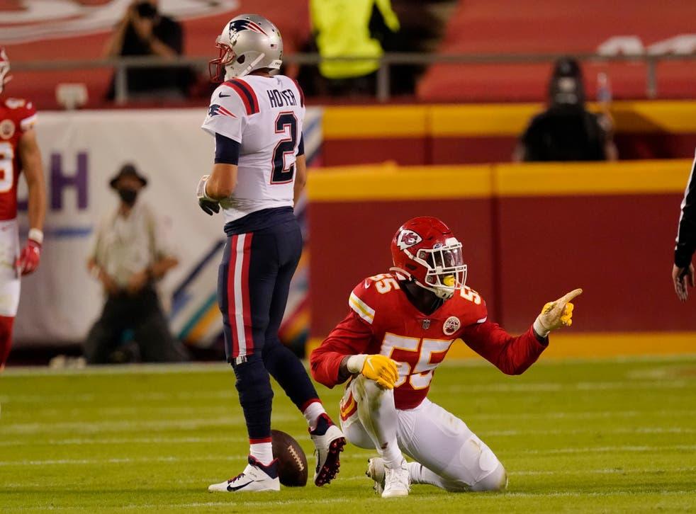 Patriots Chiefs Football