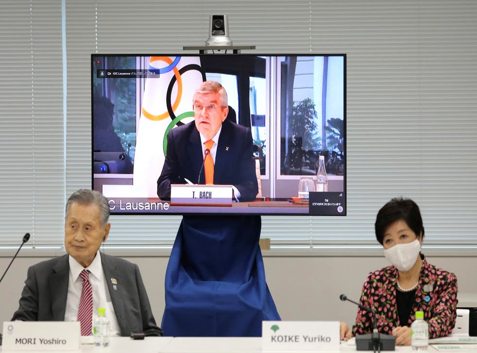 Olympics Tokyo Simplification