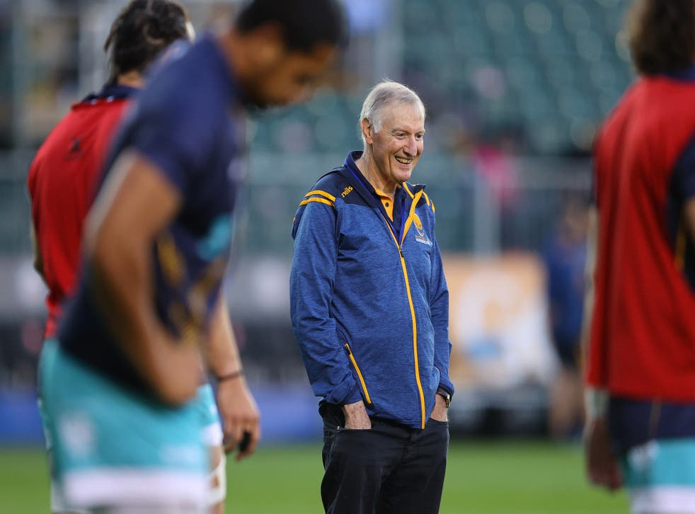 Alan Solomons has questioned how Covid-19 spread so easily through the Sale Sharks squad