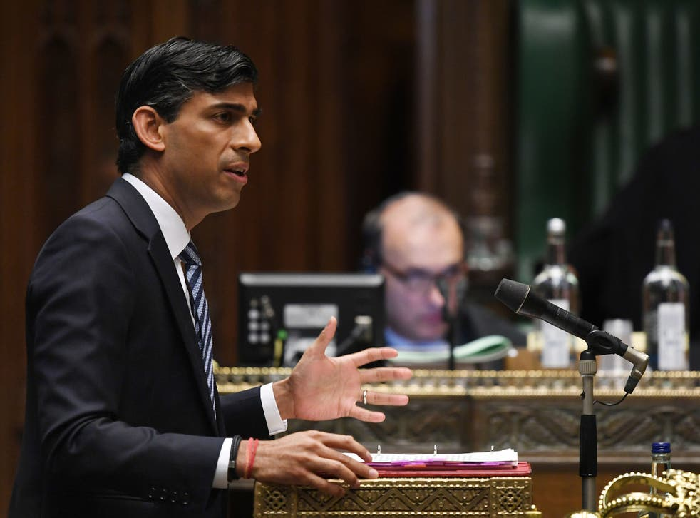 Rishi Sunak has already had to confirm that the triple lock on pensions will be retained