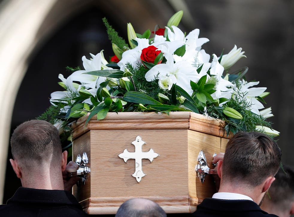 From funeral costs to unpaid electricity bills, many grieving individuals are being put under monetary strain