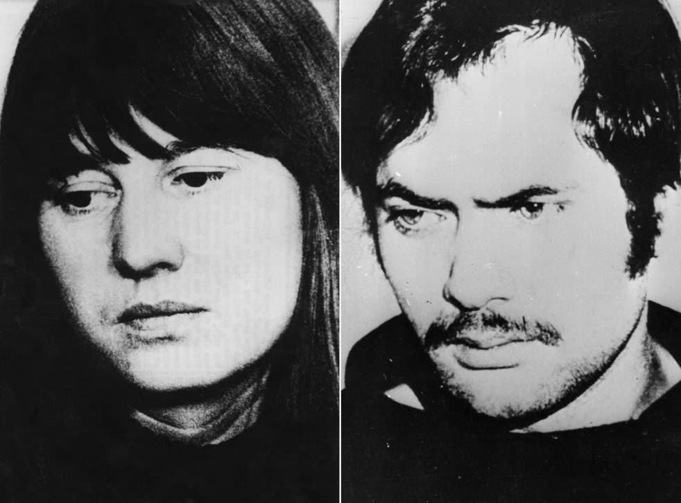 Ulrike Meinhof and Andreas Baader, the Bonnie and Clyde of European terrorism