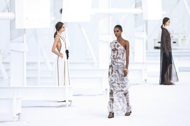 Paris Fashion S/S 2021 Chanel