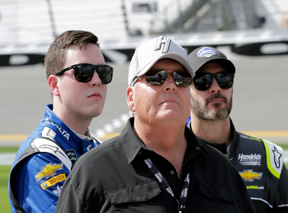 NASCAR Johnson Replacement Auto Racing