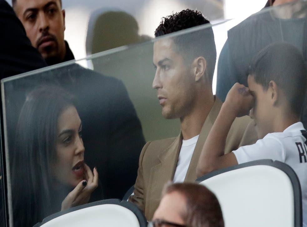 Ronaldo-Rape Case-Vegas