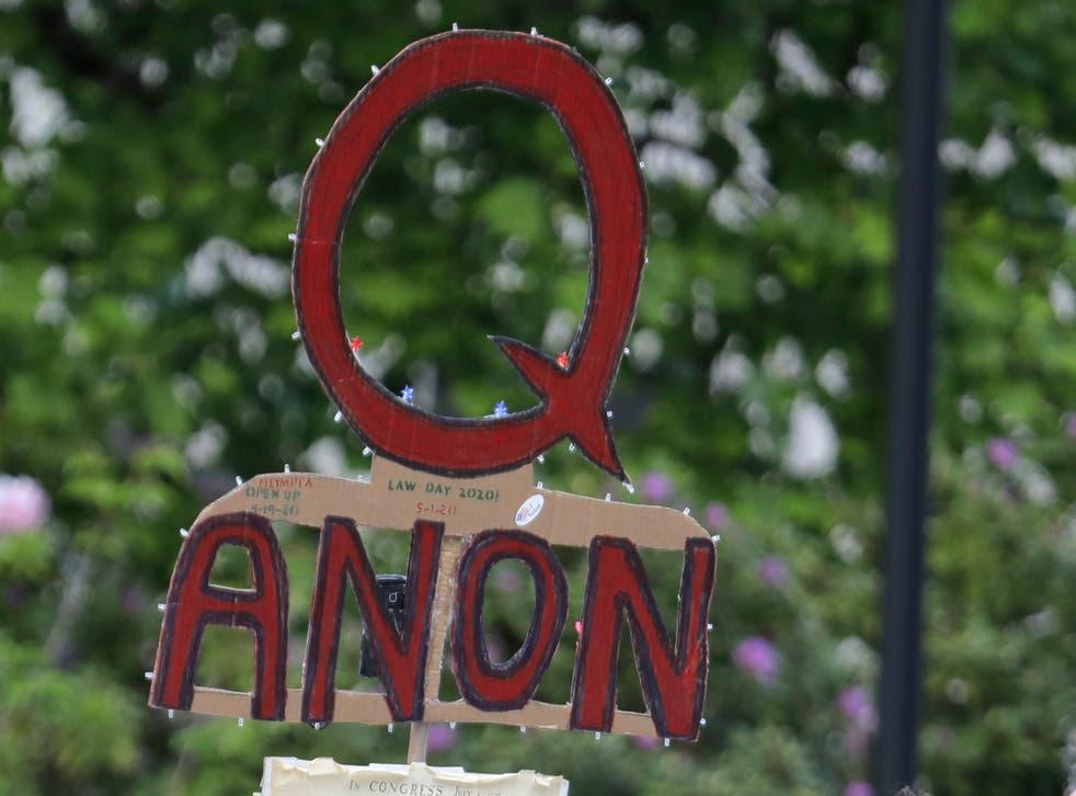 Facebook announces ban of QAnon across all platforms