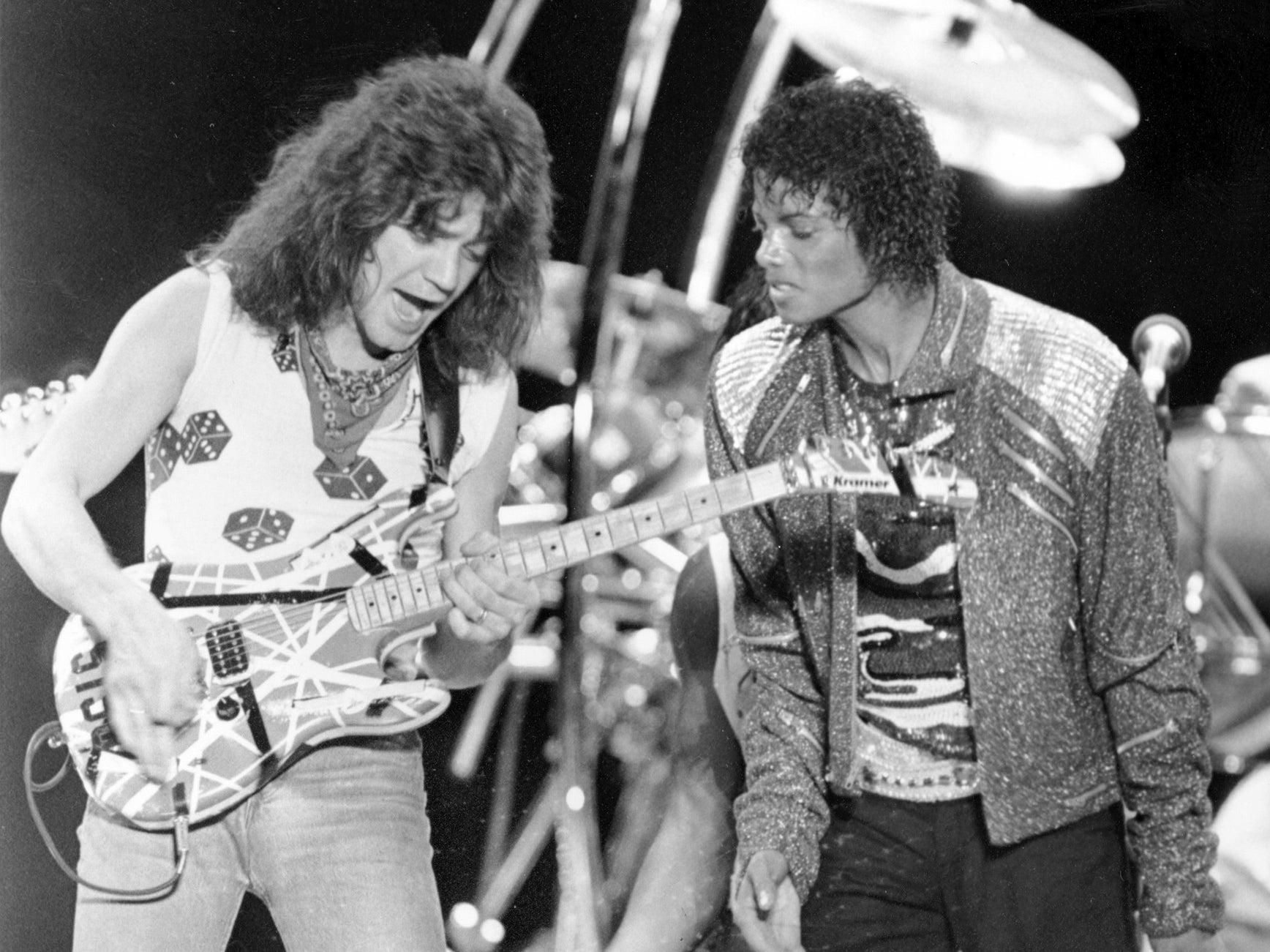 How Eddie Van Halen made Beat It a hit behind Michael Jackson's back