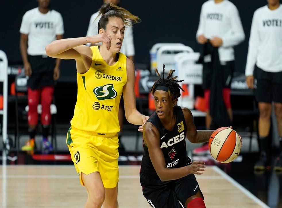 WNBA Finals Basketball