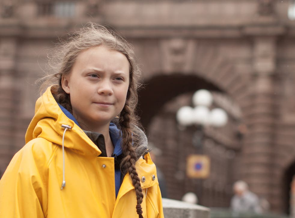 Nathan Grossman: 'Greta Thunberg continues to bang her head against this cement wall of politicians'