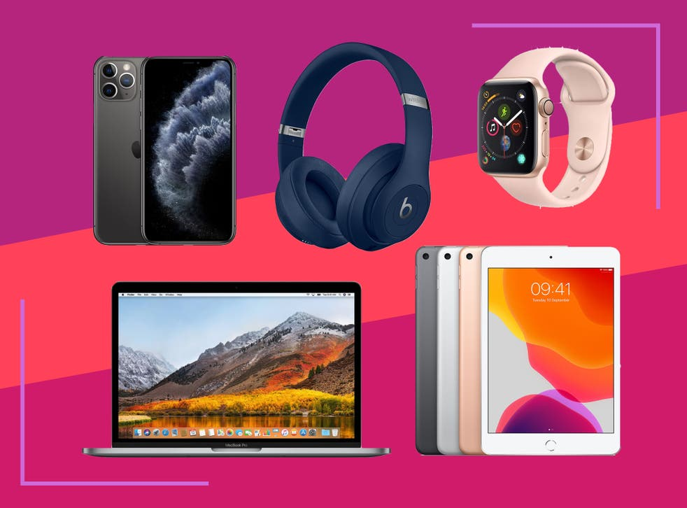 Apple Cyber Monday Deals Uk2020 Ipads Watches And Airpods The Independent