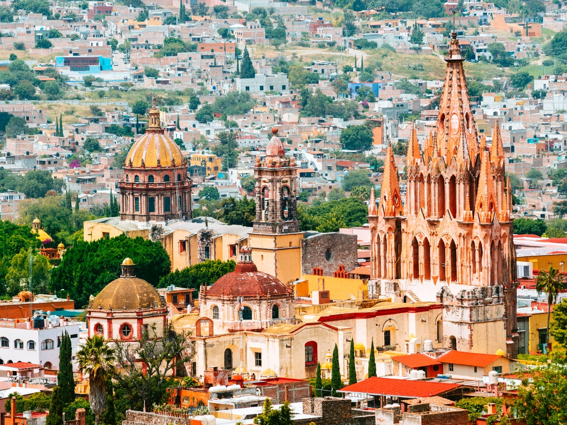 San Miguel de Allende in Mexico named best small city in the world