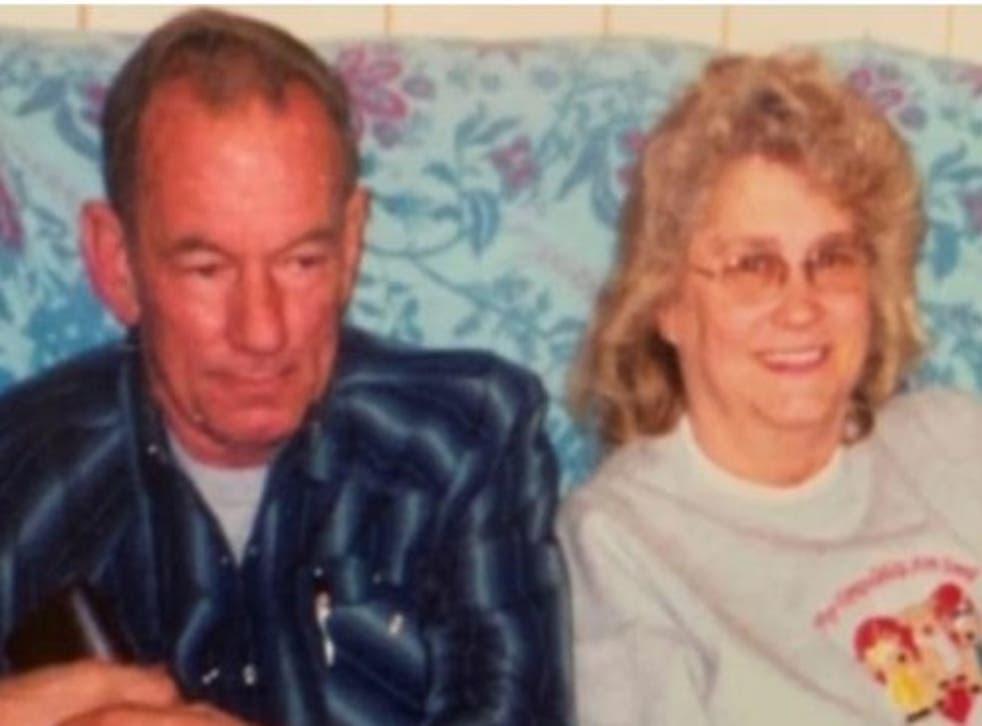 James Helm Sr, 76, and his wife Sandra Helm, 70