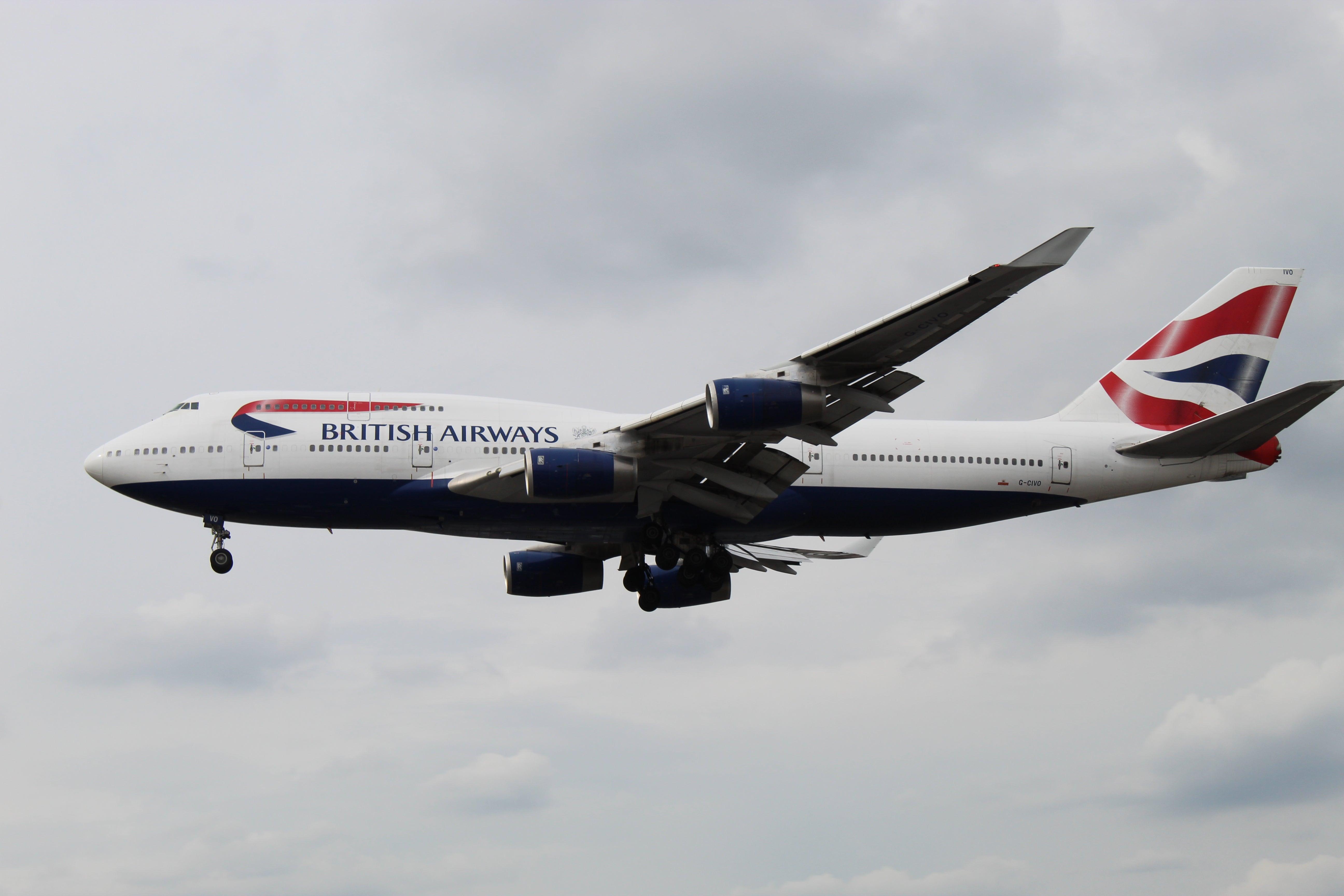 British Airways: new boss demands pre-flight testing