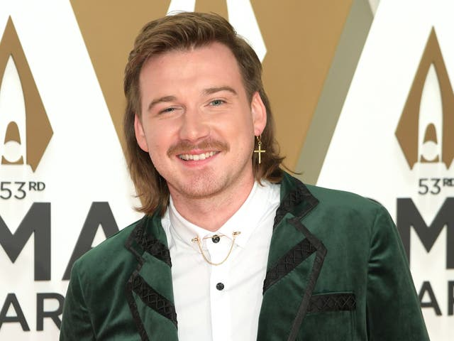 Country singer Morgan Wallen has been dropped from Saturday's (10 October) 'SNL'