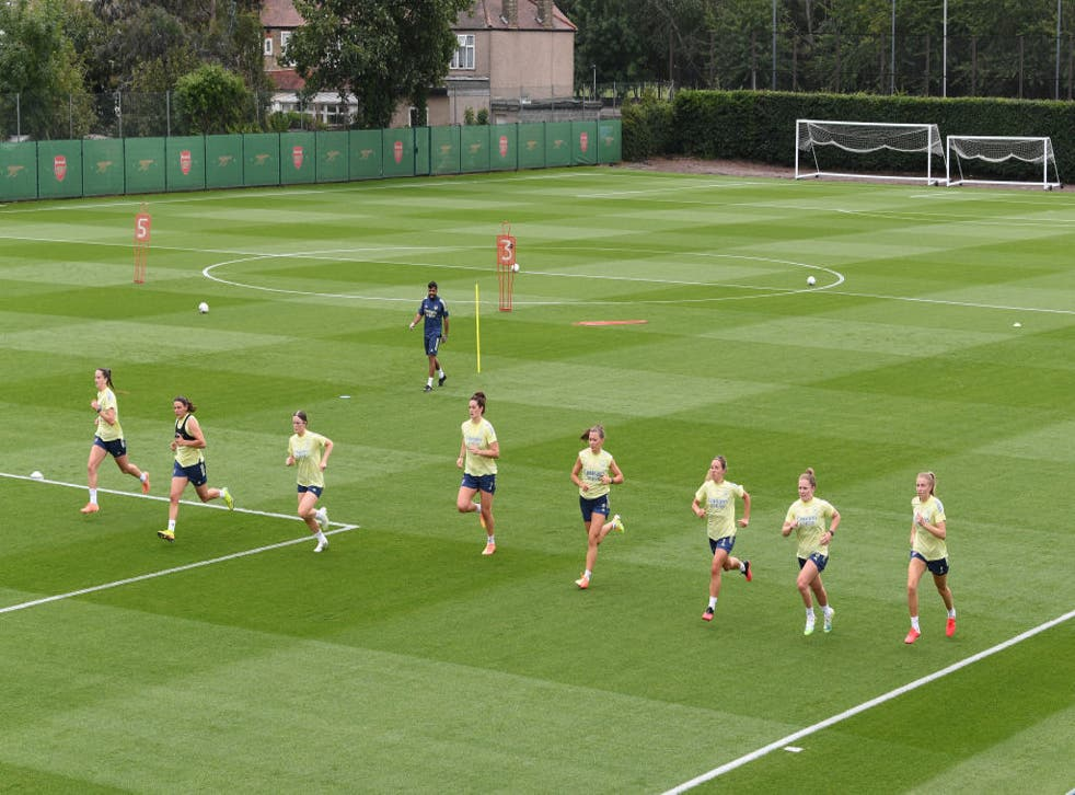 The Hale End site is used by Arsenal Women and various youth teams