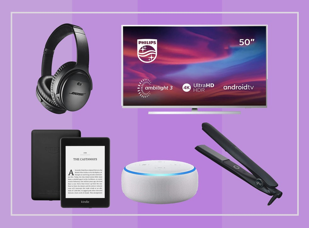 Best Amazon Black Friday Deals Uk Nintendo Switch Apple Airpods Echo Dot And More The Independent