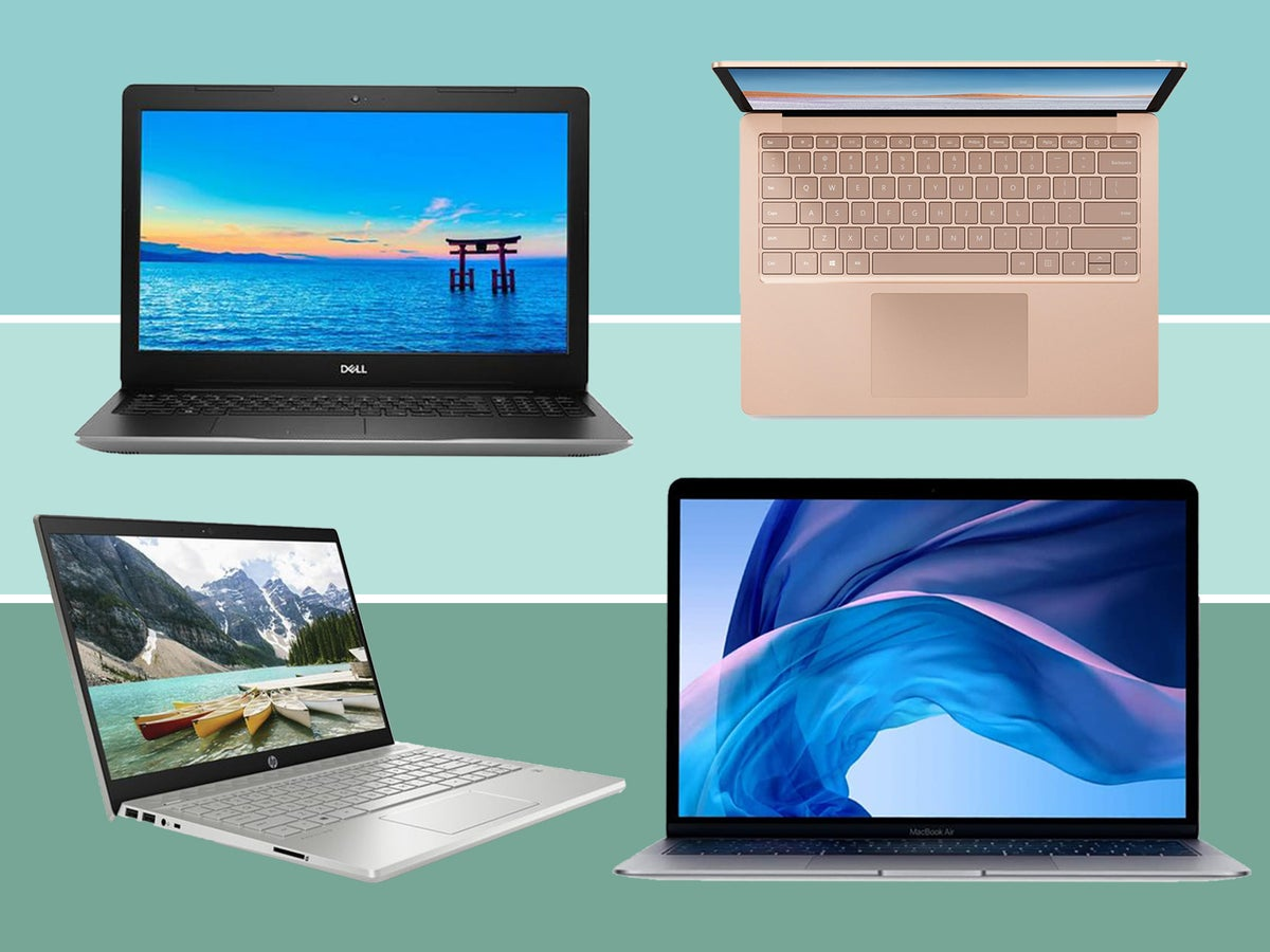 Best Black Friday Laptop Deals 2020 Offers On Apple Microsoft Surface And Hp Products The Independent