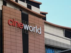 Which cinemas in the UK are closing from today?