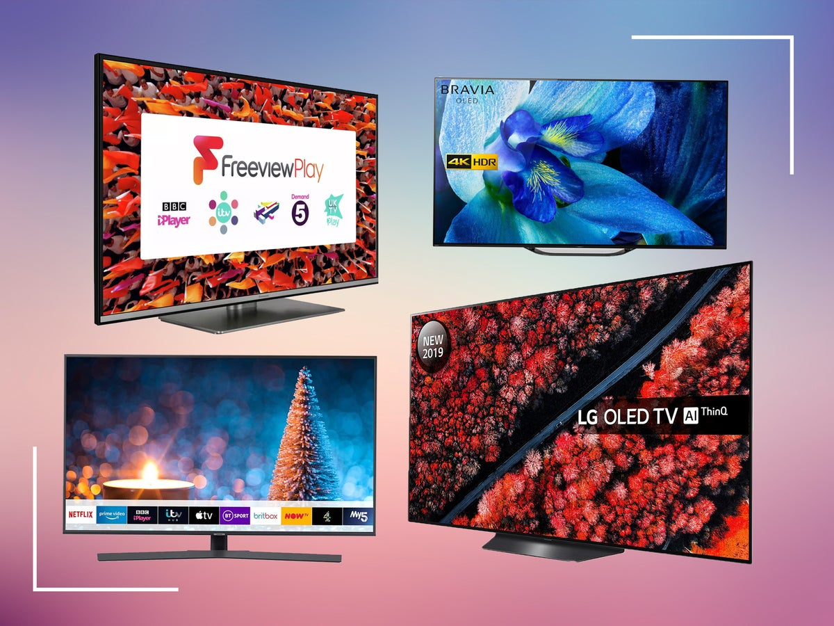 Cyber Monday Tv Deals 2020 Qled Ultra Hd And 4k Smart Tv Offers The Independent