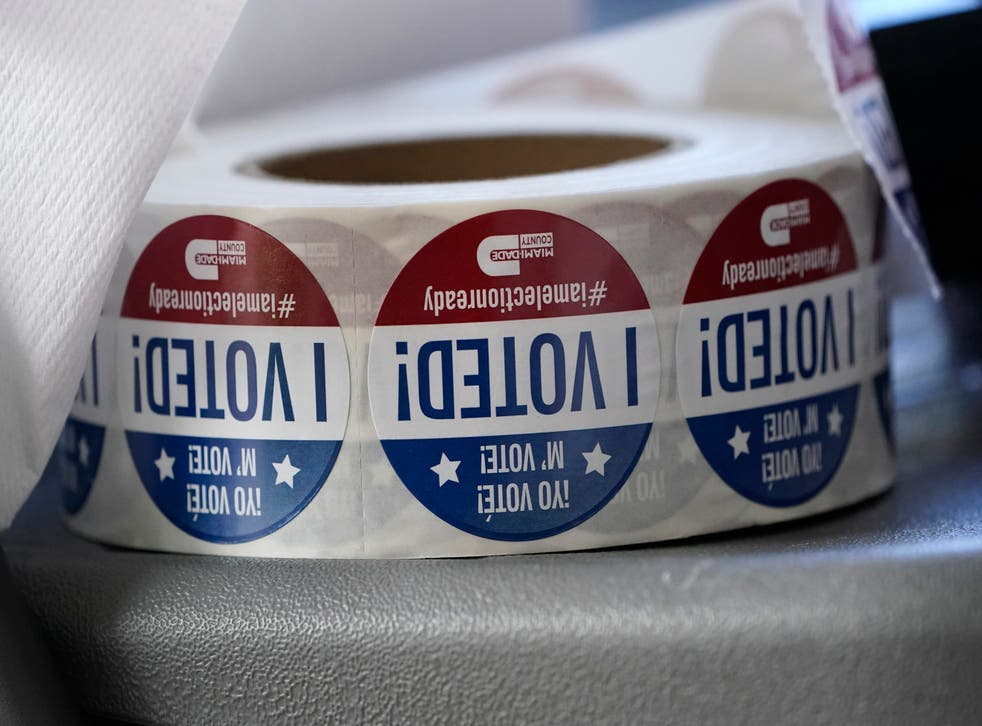 Election 2020 Florida Voters
