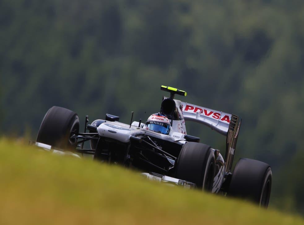 <p>Bottas buscará mantener la segunda posición en la clasificación de pilotos de la Fórmula 1</p>
