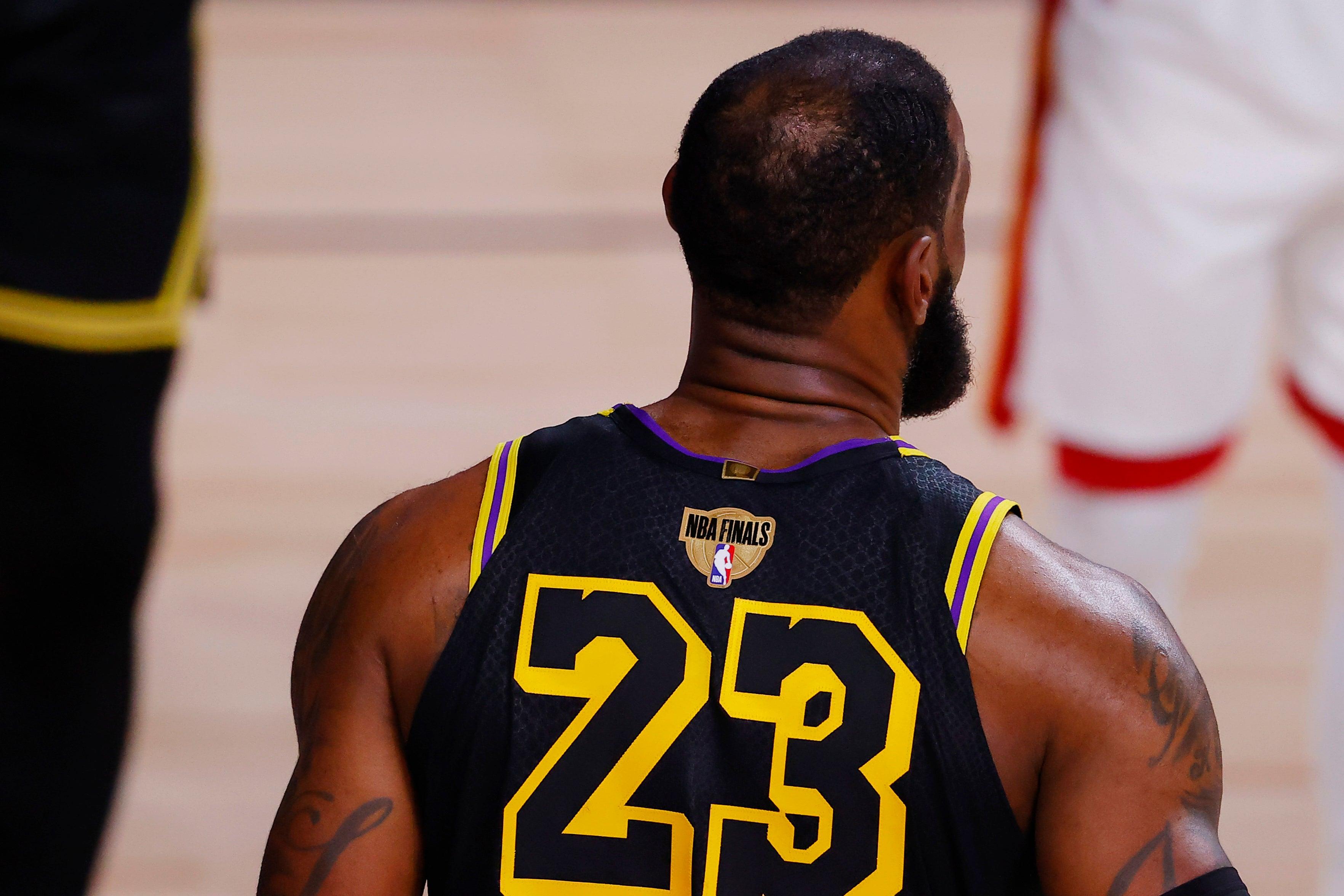 NBA Finals: LA Lakers to wear Kobe Bryant-inspired jerseys in ...