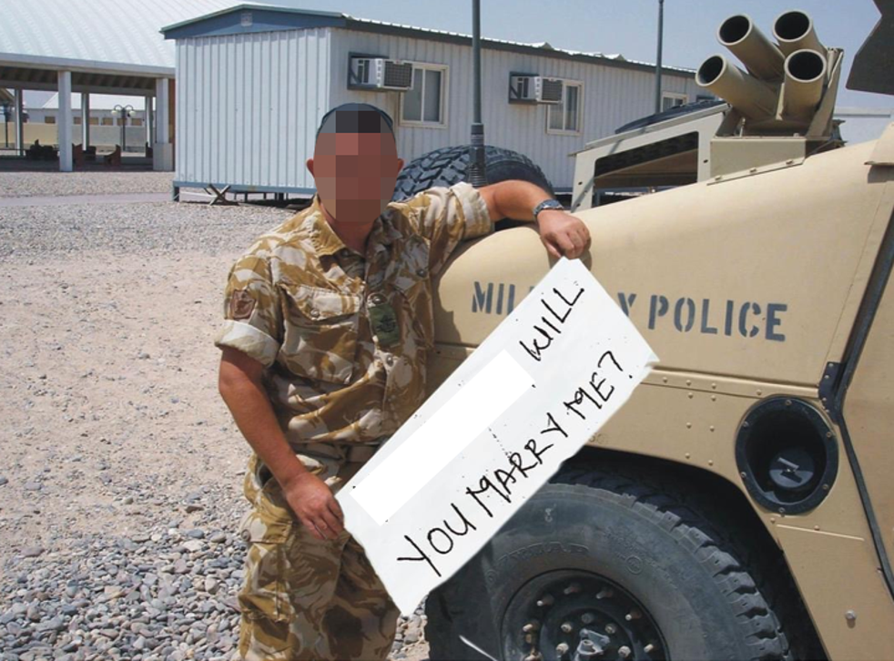 soldier dating uk