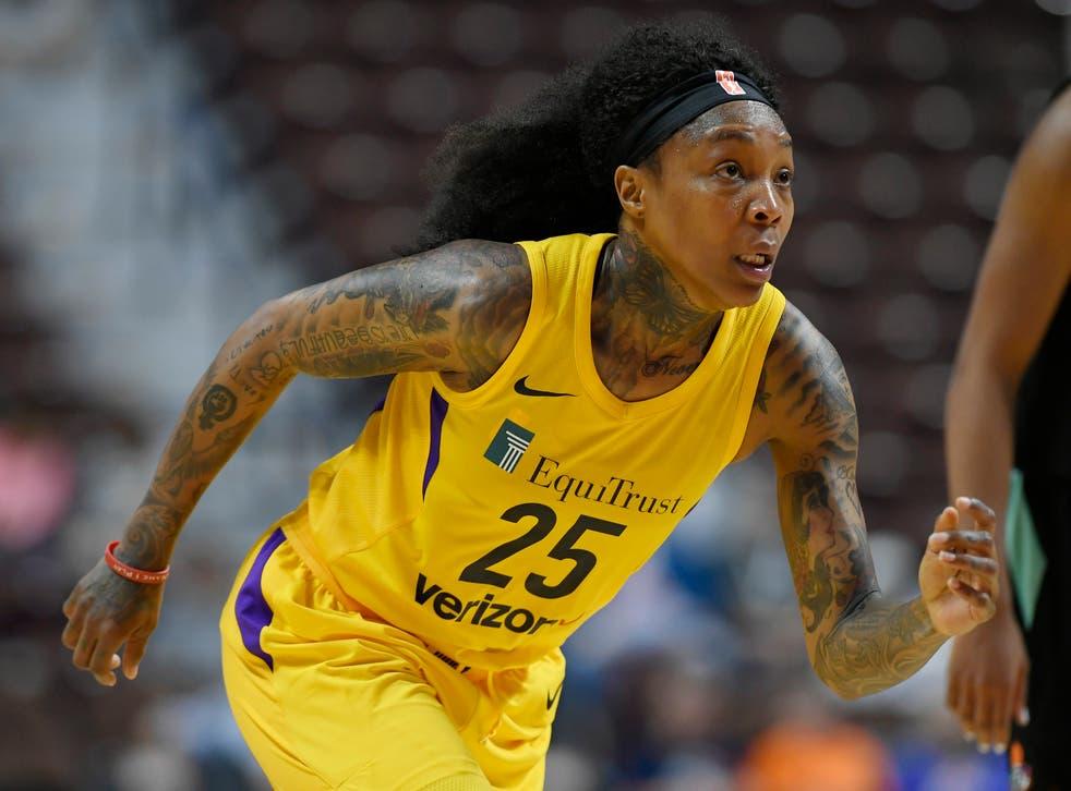 WNBA Pondexter