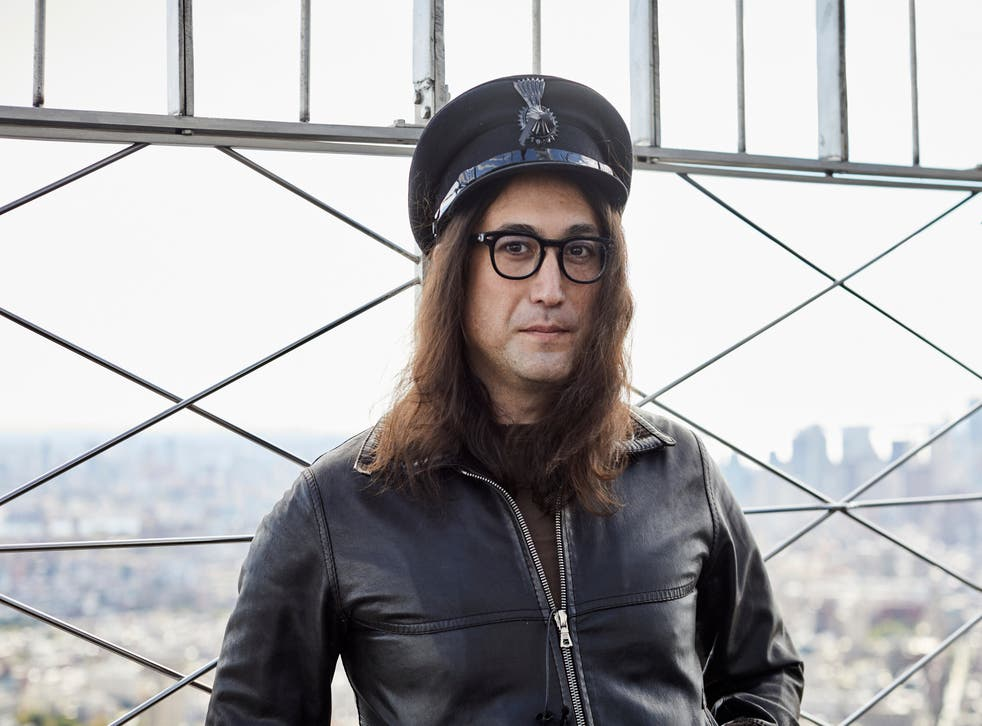 Sean Lennon Portrait Session