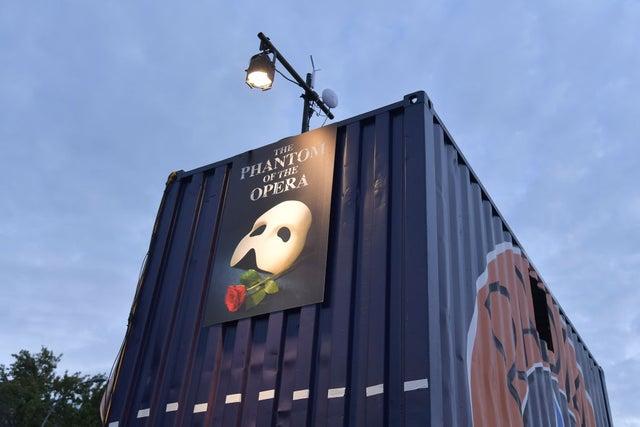 Los teatros cerarron abruptamente el 12 de marzo por la pandemia de Covid