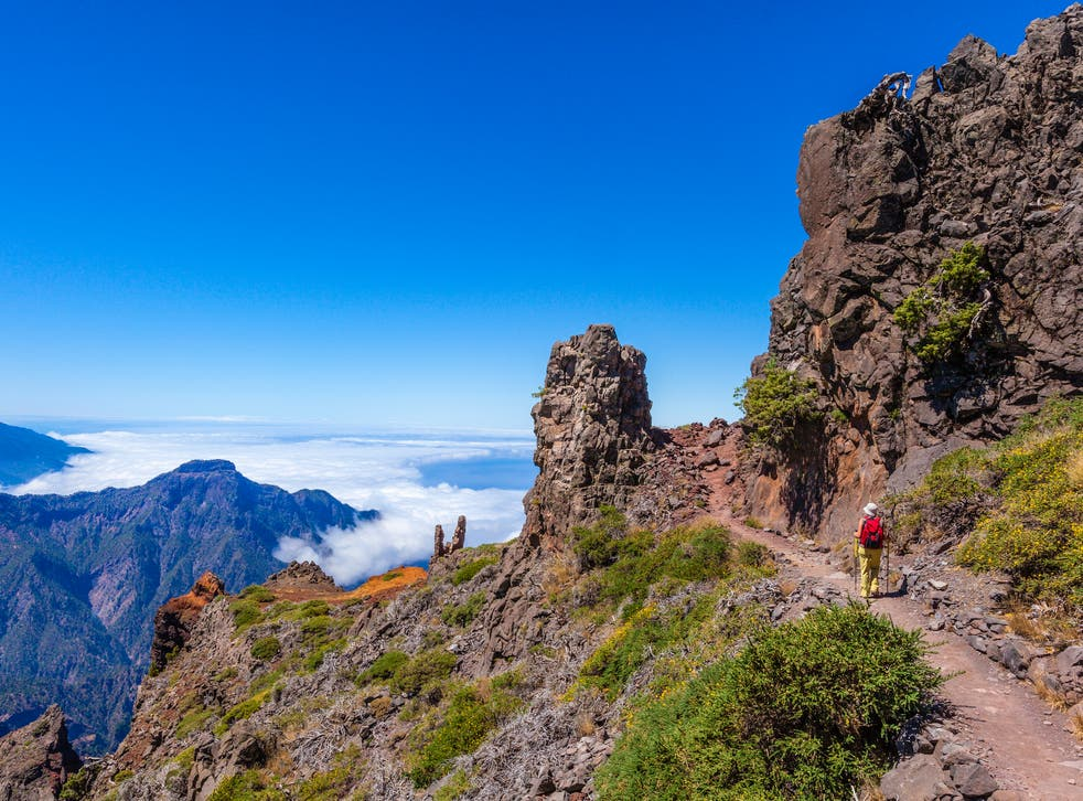 The Canary Islands are ideal for a December break