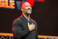 """Dwayne """"The Rock"""" Johnson dice que se postularía para presidente si """"eso es lo que la gente quiere"""""""
