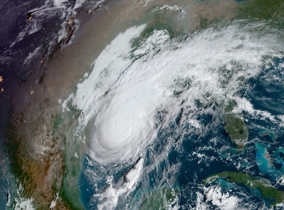 Tropical Weather Hurricane Delta