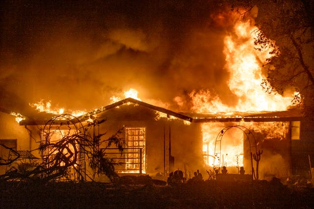 Utility Fatal Wildfire