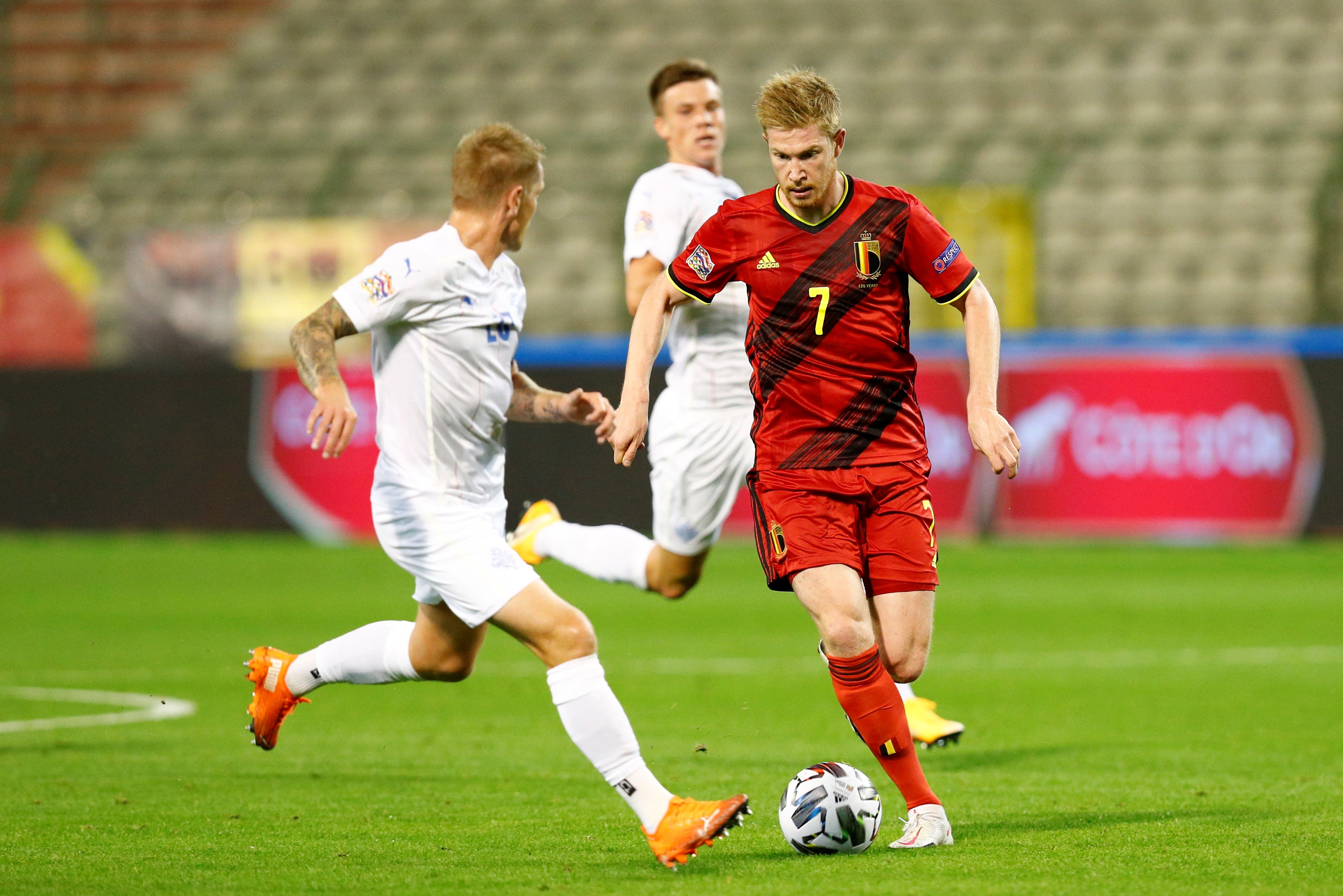 England vs Belgium: Kevin De Bruyne talks up chances of ...