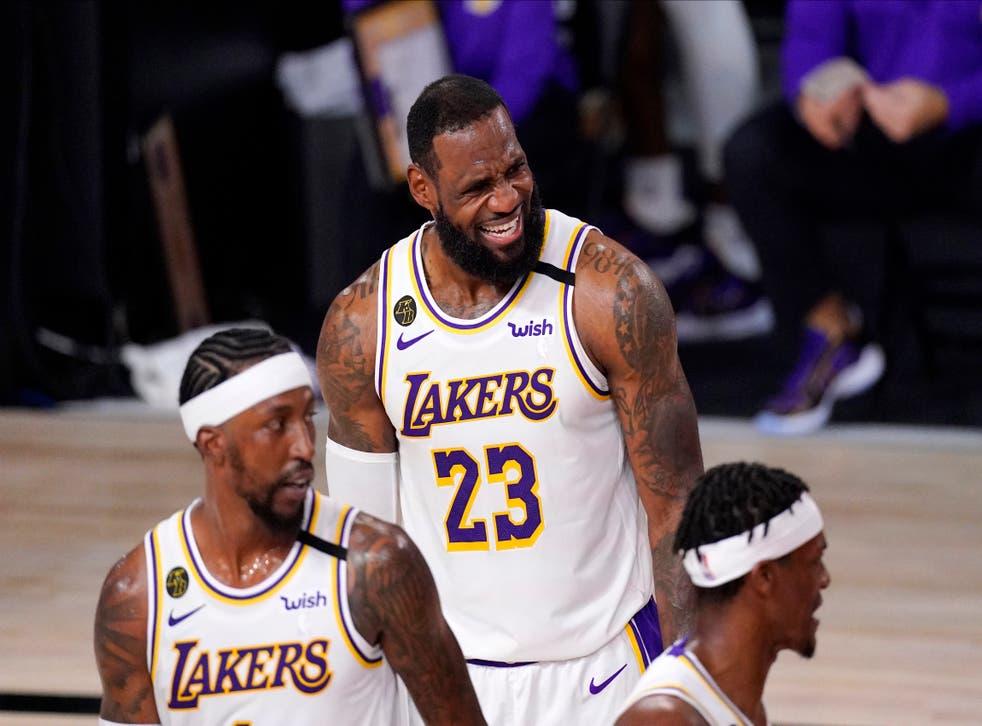 NBA Finals Lakers Heat Basketball