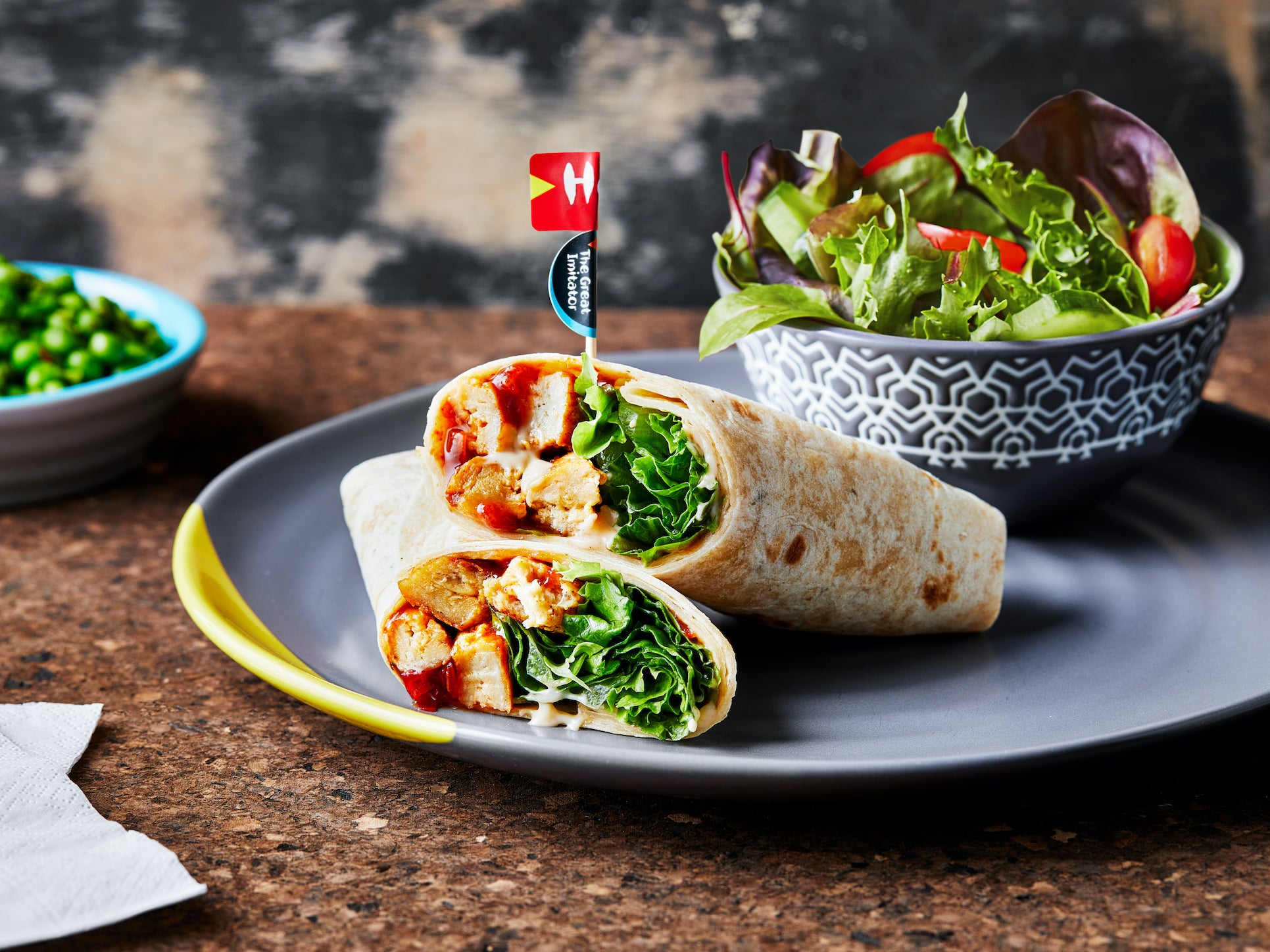 Nando's is launching plant-based 'chicken'