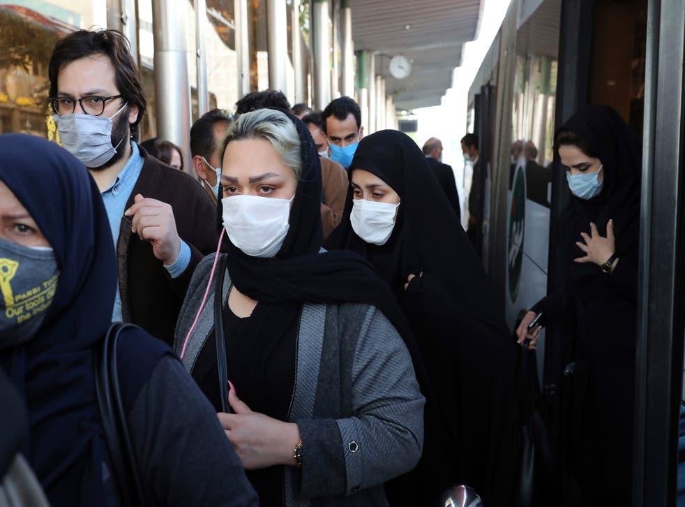 Virus Outbreak Mideast