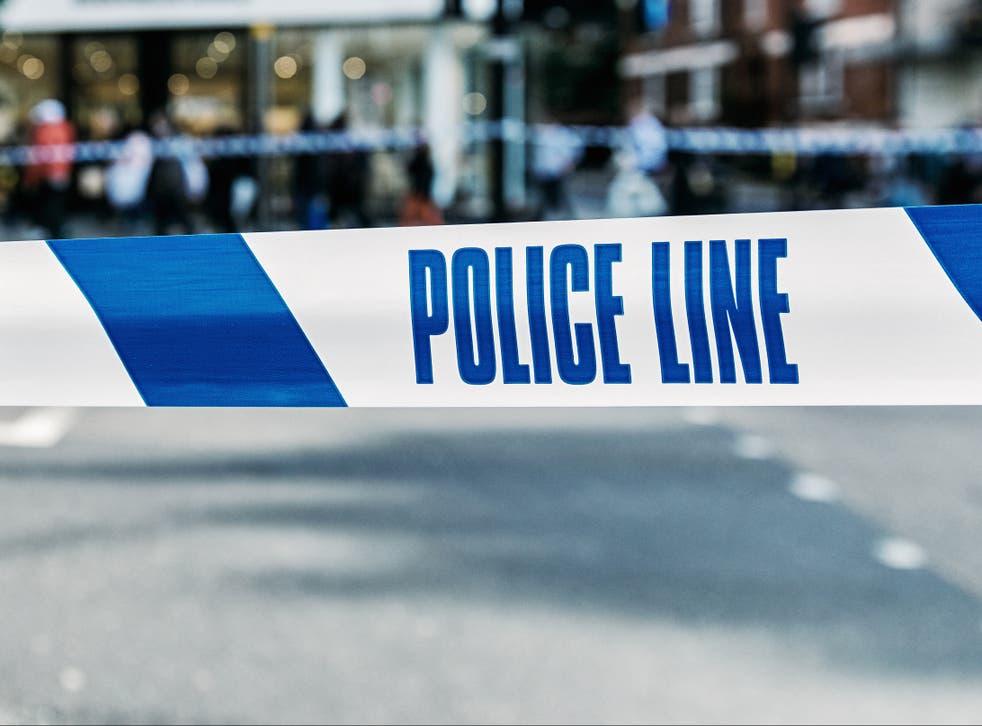 Tres hombres fueron baleados en calles de Londres.