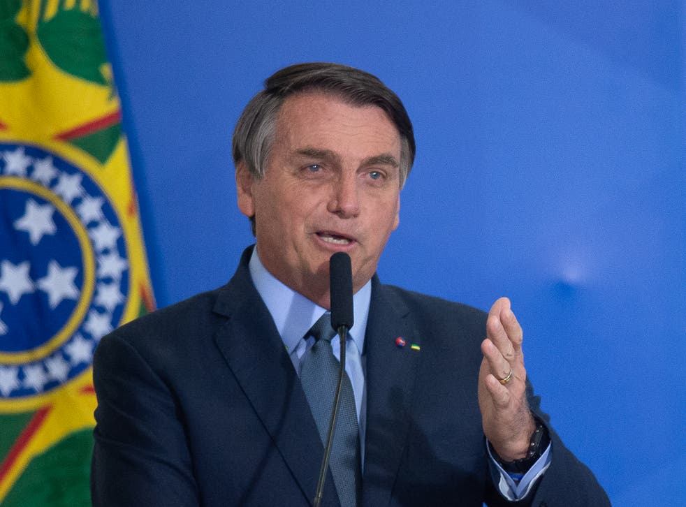 <p>Bolsonaro likely to face increased pressure from a US led by Biden</p>