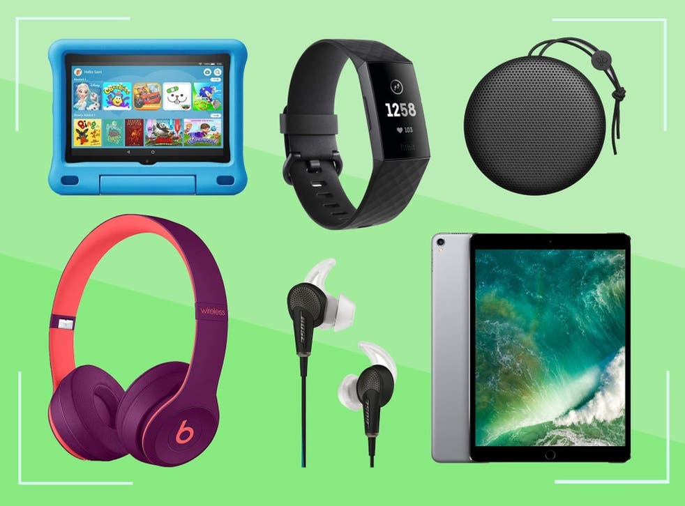 If you've  been thinking about getting new headphones or a tablet, this is the time to get it