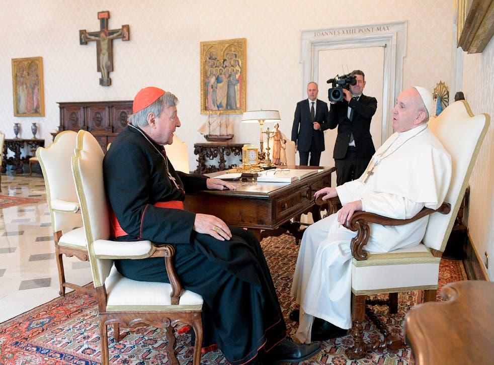 Escándalo del Vaticano.