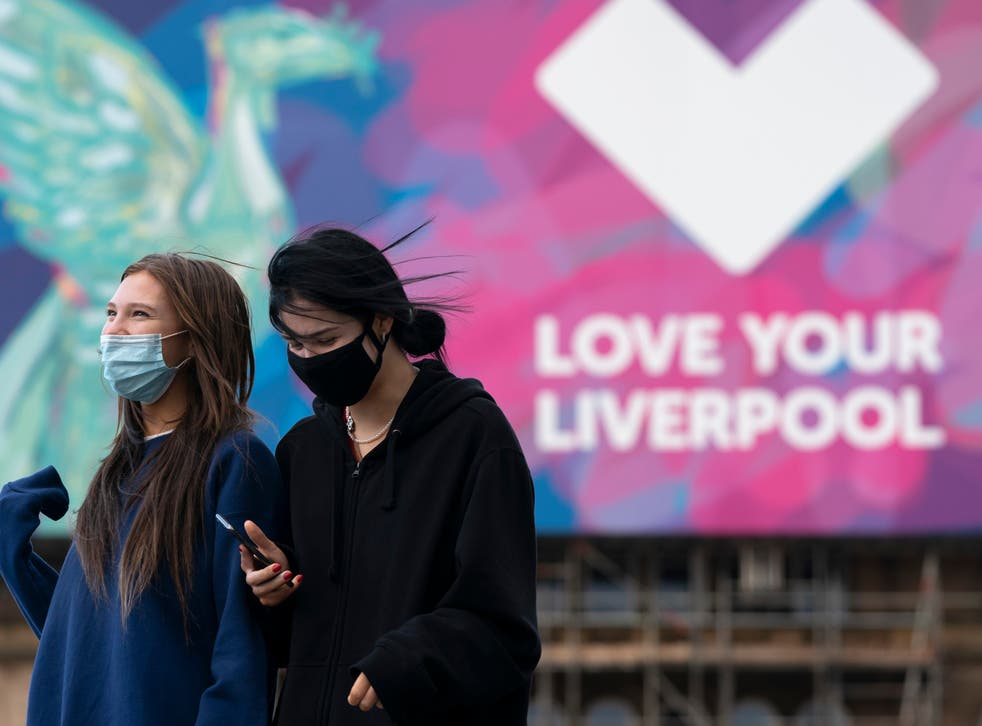The British government has carved England into three tiers of risk in a bid to slow the spread of a resurgent coronavirus. The northern city of Liverpool is in the highest category and will close pubs, gyms and betting shops
