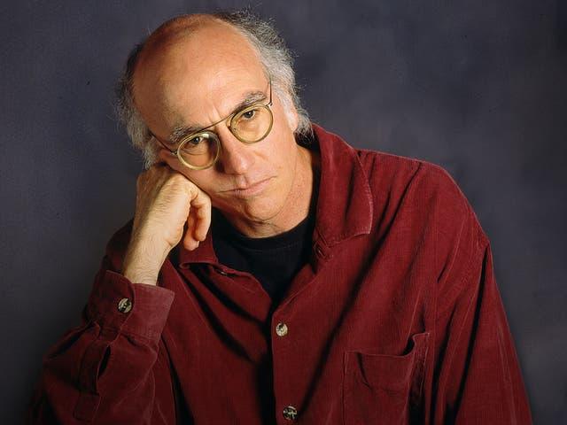The 'Seinfeld' co-creator plays himself on the improv-heavy show