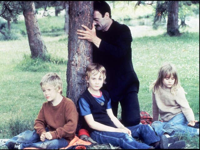 Bernard Hill's Yosser Hughesstruggled to keep his three children from being taken into care after his wife left him